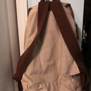 Roots Bags - Roots canvas backpack